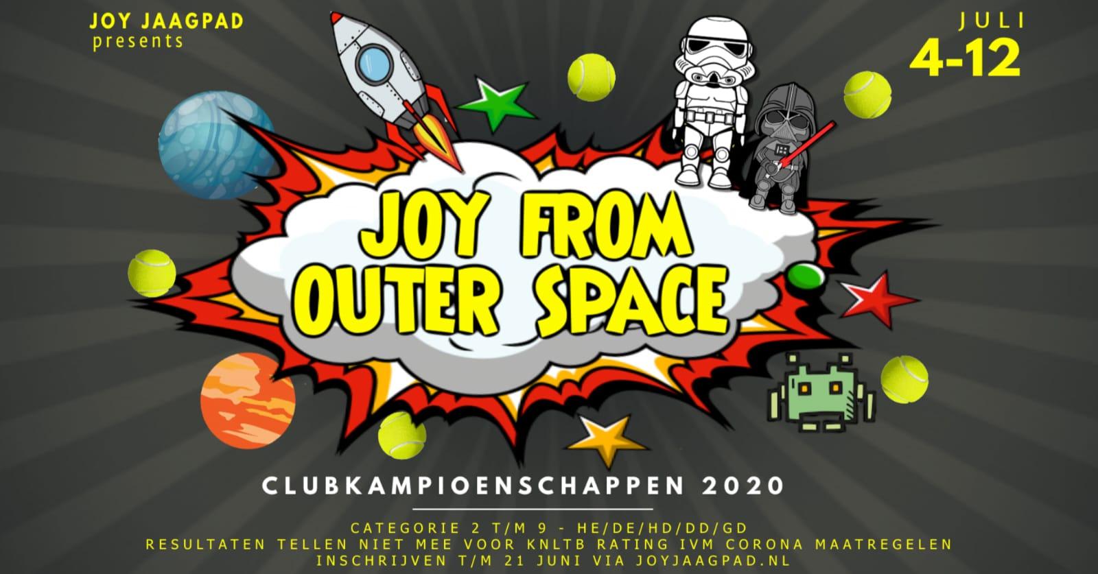Joy Clubkampioenschappen 2020